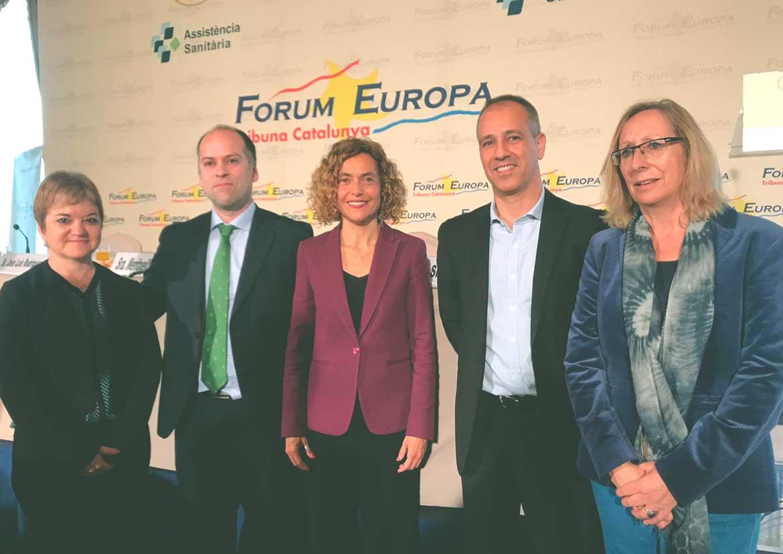 FTN en el Fórum Europa Tribuna Cataluña