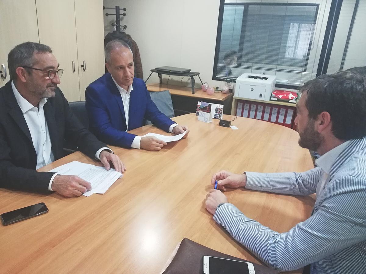 ISMET y ACEDE firman acuerdo de colaboración