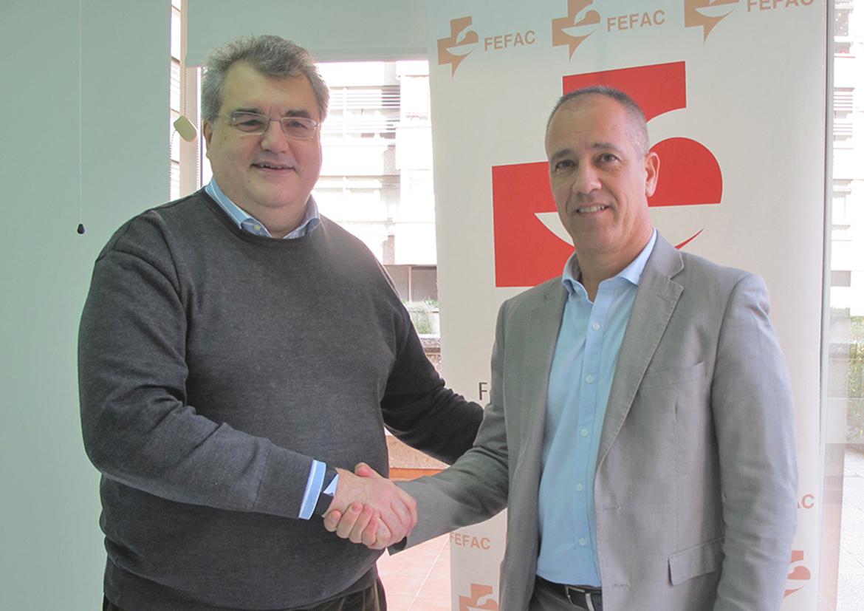 ISMET y FEFAC firman acuerdo de colaboración