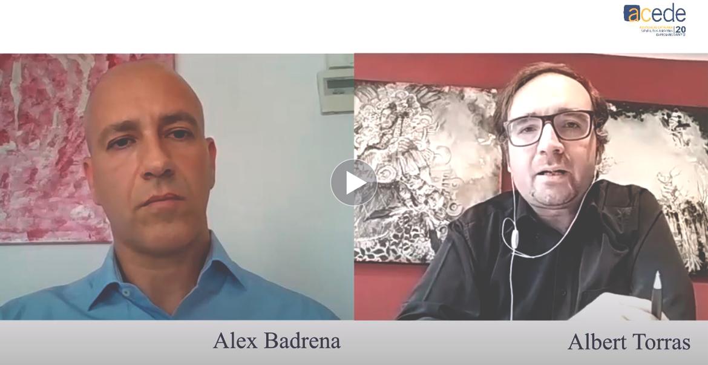 Entrevista a Alex Badrena director de ISMET
