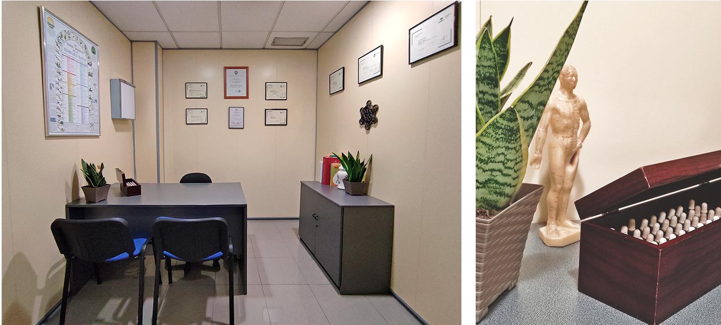 alquiler de despacho en centro de terapias ismet
